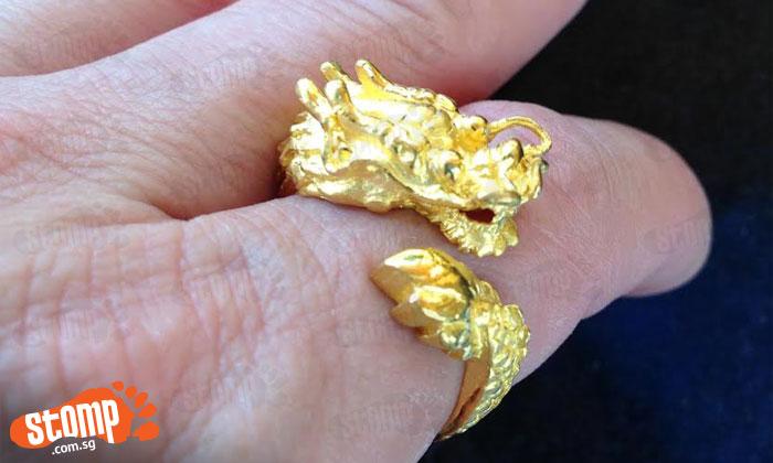 Gold dragon ring singapore i steroids clenbuterol