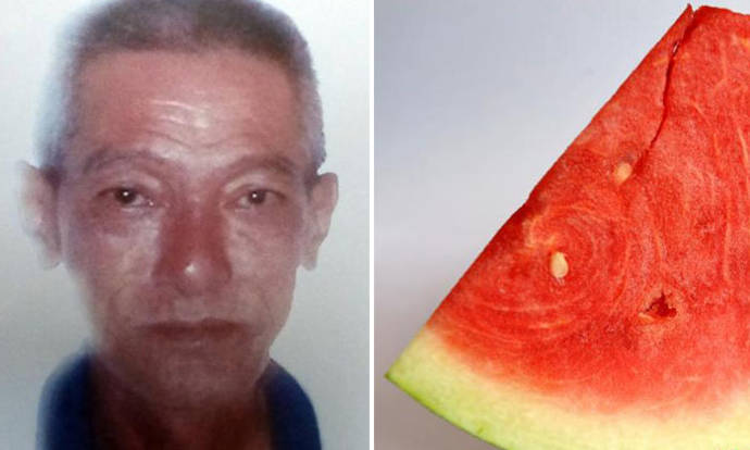 65-year-old hospital patient dies after watermelon gets stuck in his throat